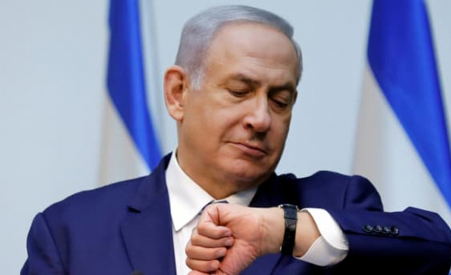 Filistinli liderden Netanyahu'nun rakibine şartlı destek