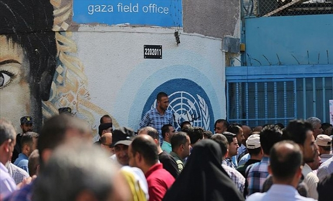 Gazze'de 6 bin 400 kişiye geçici iş imkanı