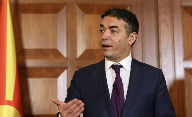 Kuzey Makedonya Dışişleri Bakanı Dimitrov: Her zaman yanımızda olan dost Türkiye'dir