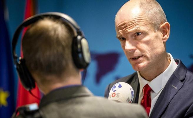 Hollanda istenmeyen Büyükelçisi'ni geri çağırdı