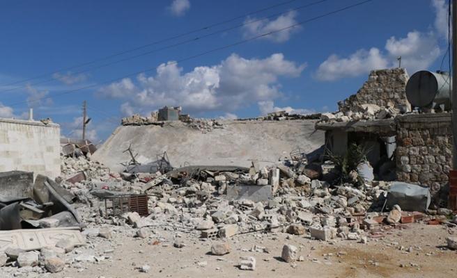 İdlib'te Esed saldırıları devam ediyor, 4 ölü