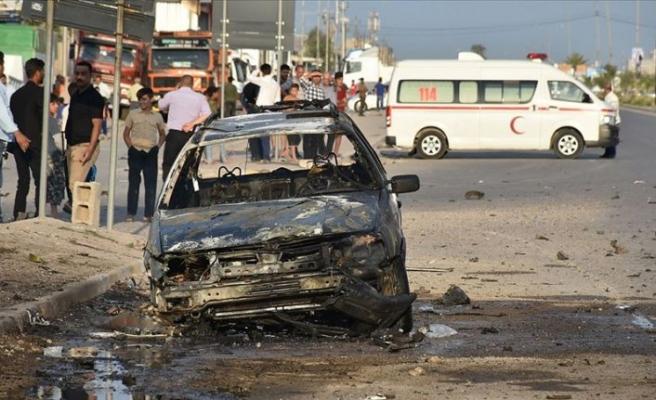 Irak yine karıştı: 2 ölü, 16 yaralı