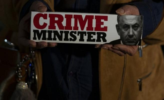 İsrailliler ayağa kalktı: Netanyahu istifa etsin