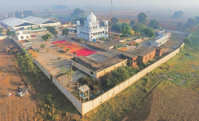 Kartarpur Koridoru görüşmelerine Pakistanlı gazeteci yasağı