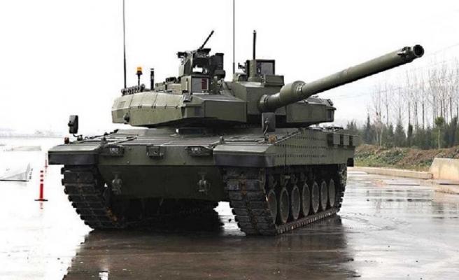 Katar'a 100 Altay tankı göndereceğiz