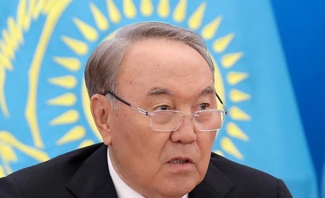 Kazakistan lideri Nazarbayev istifa etti. Kazak liderin son sözü: Size sadakatle hizmet ettim