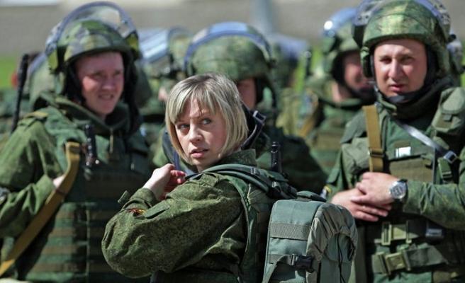Kırım'da Rus askeri birlikleri güçlendirildi