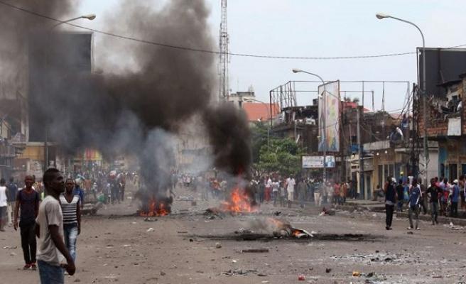 Kongo'da silahlı çatışma