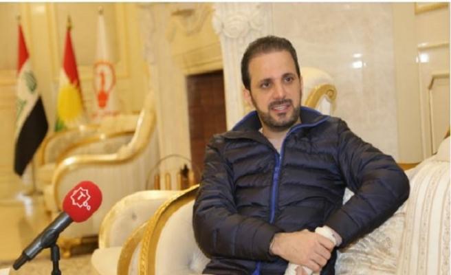 Kuzey Irak'ta tutuklama kararına tepki