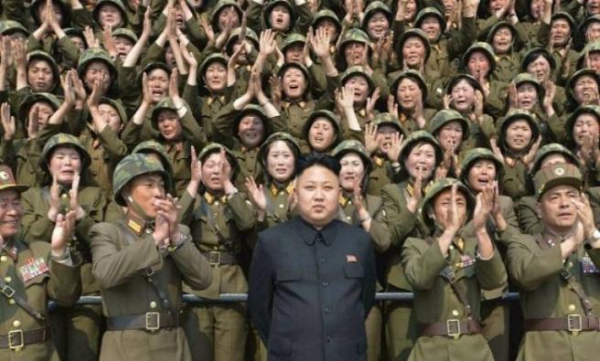 Kuzey Kore'de Venezuela vakası