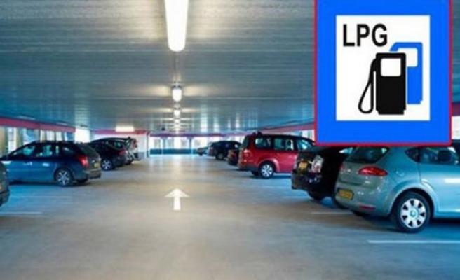 LPG'li araçlar için AVM, otel ve konutların otoparklarına giriş izni yolda