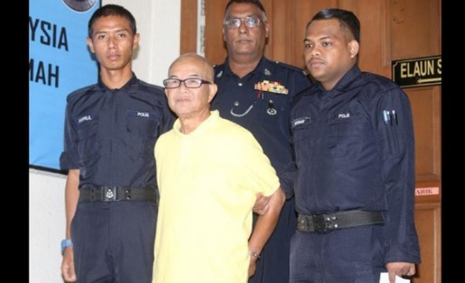 Malezya'da Hz. Muhammed'e yönelik hakaret protesto edildi