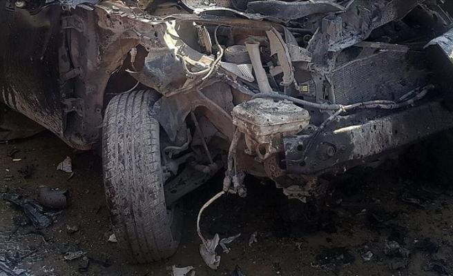 Münbiç'ten Cerablus'a bombalı araçla saldırı