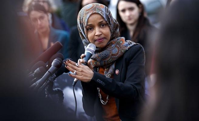Müslüman üyeye skandal