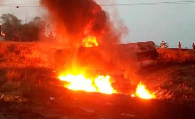 Nijerya'da facia: En az 50 kişi kayıp