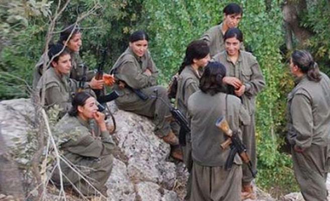 PKK'nın kadın yapılanmasına operasyon. 8 gözaltı kararı