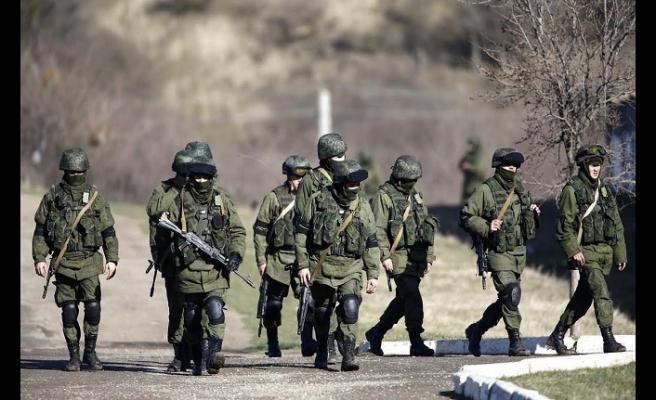 Putin, Küçük Yeşil Adamlar'a teşekkür etti