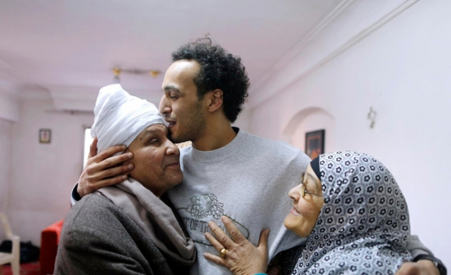 Rabia olaylarında tutuklanan foto muhabir Merhaba Asfalt dedi
