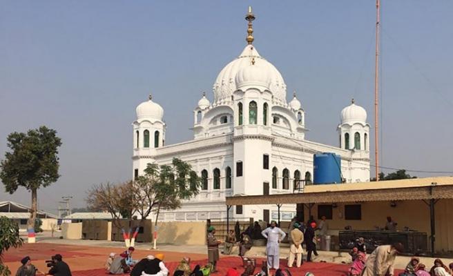 Sihizm dininin hac bölgesi sayılan Kartarpur Koridoru için görüşmeler başladı