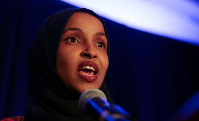 Siyasetçi ve gazetecilerden Omar'ın kınanmasına yönelik karar tasarısına tepki
