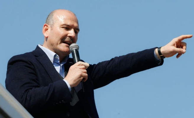 Soylu: HDP'yi meclise taşıyan CHP'dir