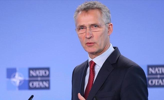 Stoltenberg'in görev süresi 2022'ye kadar uzatıldı