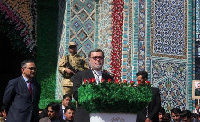 'Taliban barışı kabul edene kadar güvenlik güçlerimiz onlarla savaşacak'