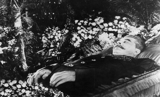 TARİHTE BUGÜN: SSCB'nin kanlı diktatörü Stalin öldü