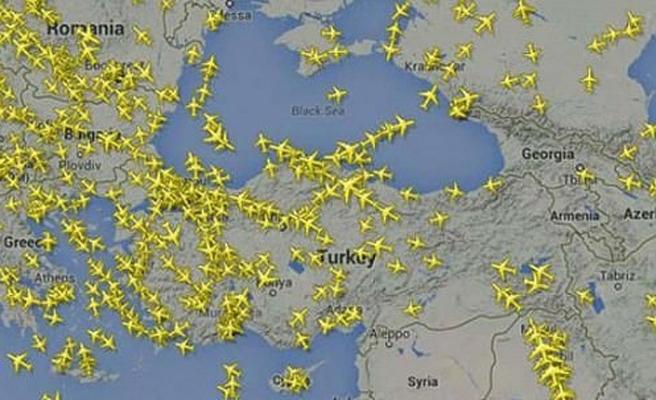 Türk hava sahası Boing 737-8 MAX'e kapatıldı