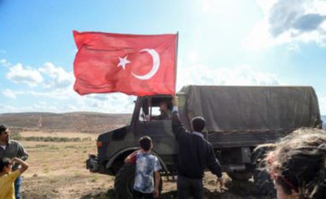 Türk Silahlı Kuvvetleri İdlib'de devriye faaliyetine başladı