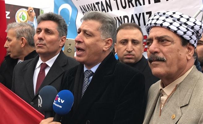 Türkmen liderden Bağdat yönetimine Kerkük uyarısı
