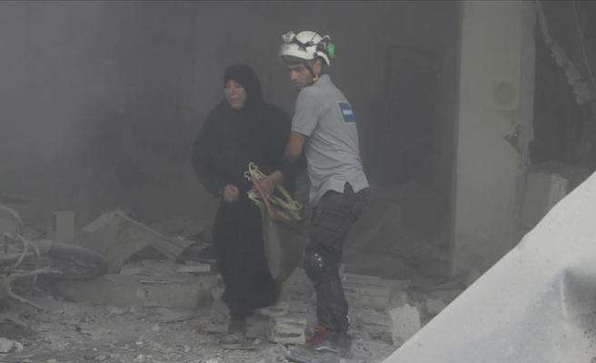 Wall Street Journal: Esed'in iktidarda kalma arzusu uğruna Suriyeliler bedel ödedi