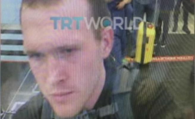 Yeni Zelanda'daki terörist üç yıl önce Türkiye'deymiş