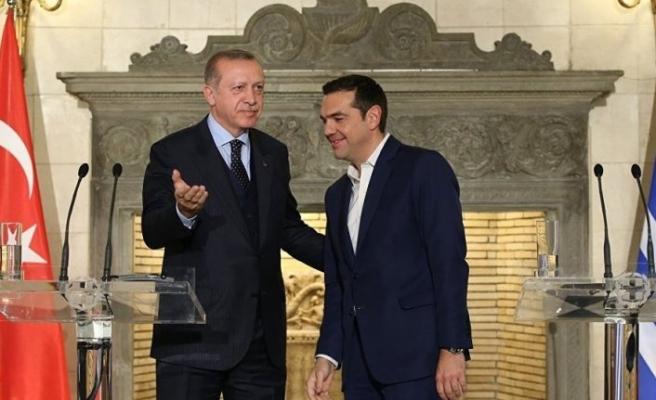 Yunanistan'dan Türkiye ve Erdoğan açıklaması