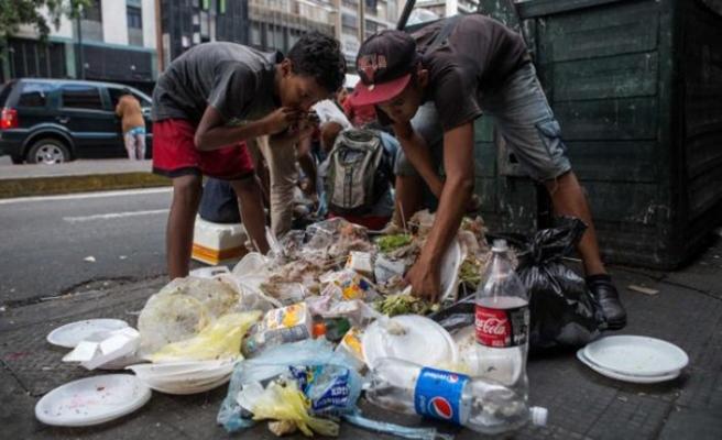 ABD Venezuela'yı öldürüyor