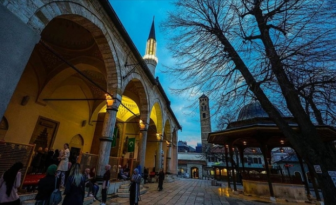 Balkanlar'da Miraç Kandili