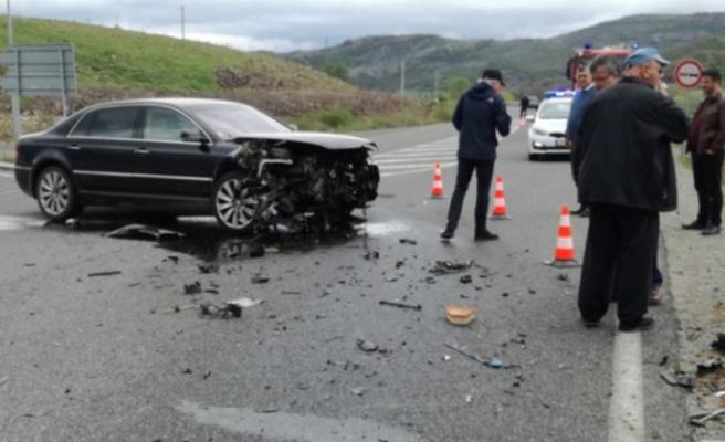 Bulgaristan DOST Partisi lideri Mestan kaza yaptı, 6 aylık bebek hayatını kaybetti