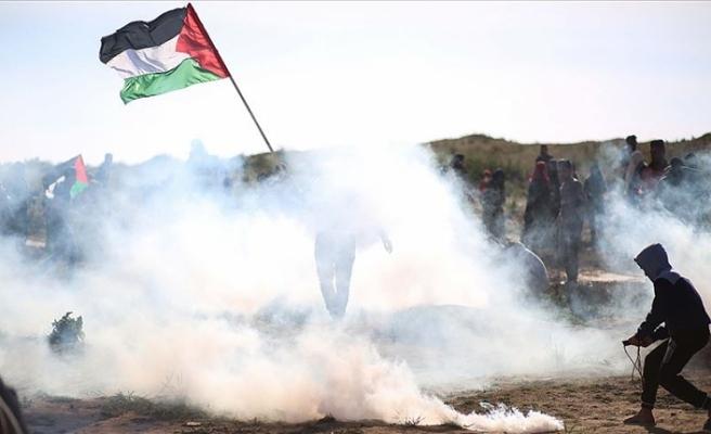 Kasım: Gazze'de bir devlet kurulmasını önleyeceğimizi teyit ettik