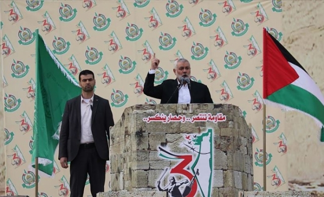 Hamas'tan İsrail'e Filistinli tutukluların durumu için 3 talep