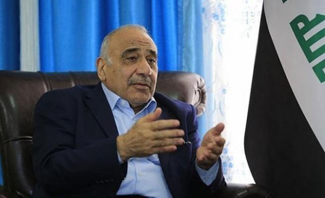 Irak Başbakanı Suudi Arabistan Kralı ile görüştü