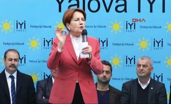 İyi Parti Yalova İl Yönetimi istifa etti