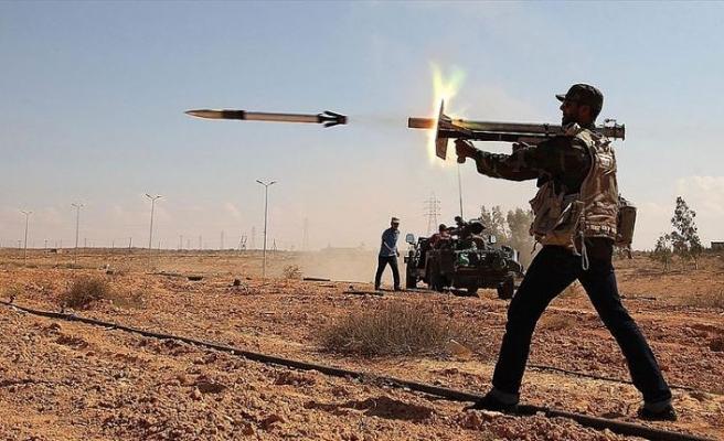 Libya'da Hafter'e karşı operasyon başlatıldı