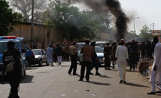 Nijerya'da şiddetli çatışma: 22 ölü