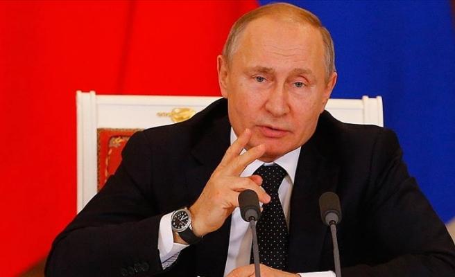 Putin, uzay-füze endüstrisinin geliştirilmesini istedi