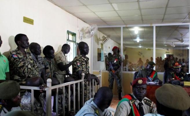 Sudan'da üst düzey yöneticiler cezaevine gönderildi