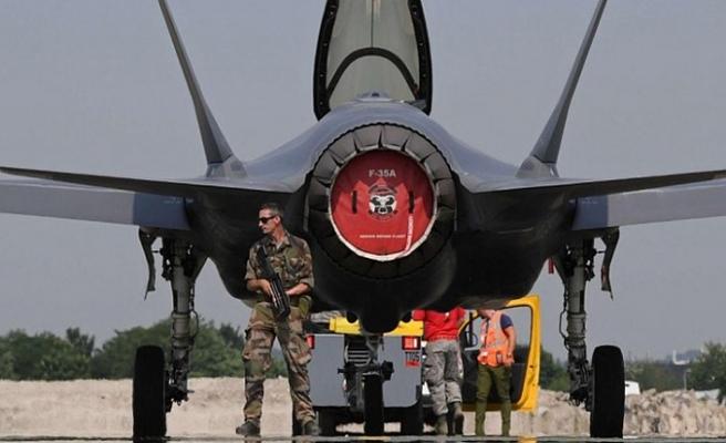 Türkiye Amerika Birleşik Devletleri İlişkilerinde Yeni Bir Gerilim Konusu; F-35 Gelişmiş Savaş Uçağı Programı