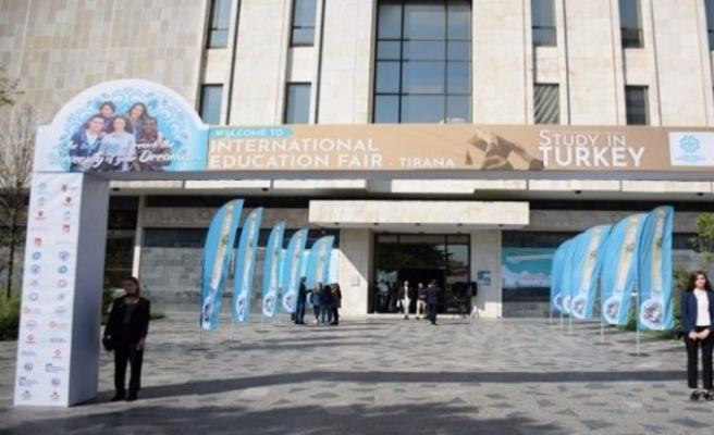 Türkiye Maarif Vakfı'ndan Arnavutluk'ta Uluslararası Eğitim Fuarı