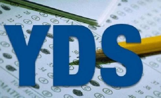 YDS'nin cevap kağıtları erişime açıldı