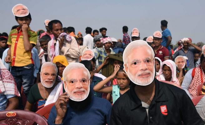 2019 Hindistan genel seçimleri ve 'Yeni Hindistan' tartışmaları