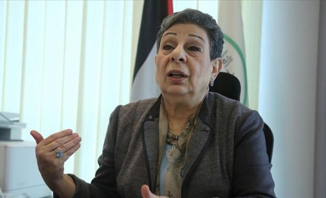 ABD'den Filistinli yönetici Aşravi'nin vize başvurusuna ret